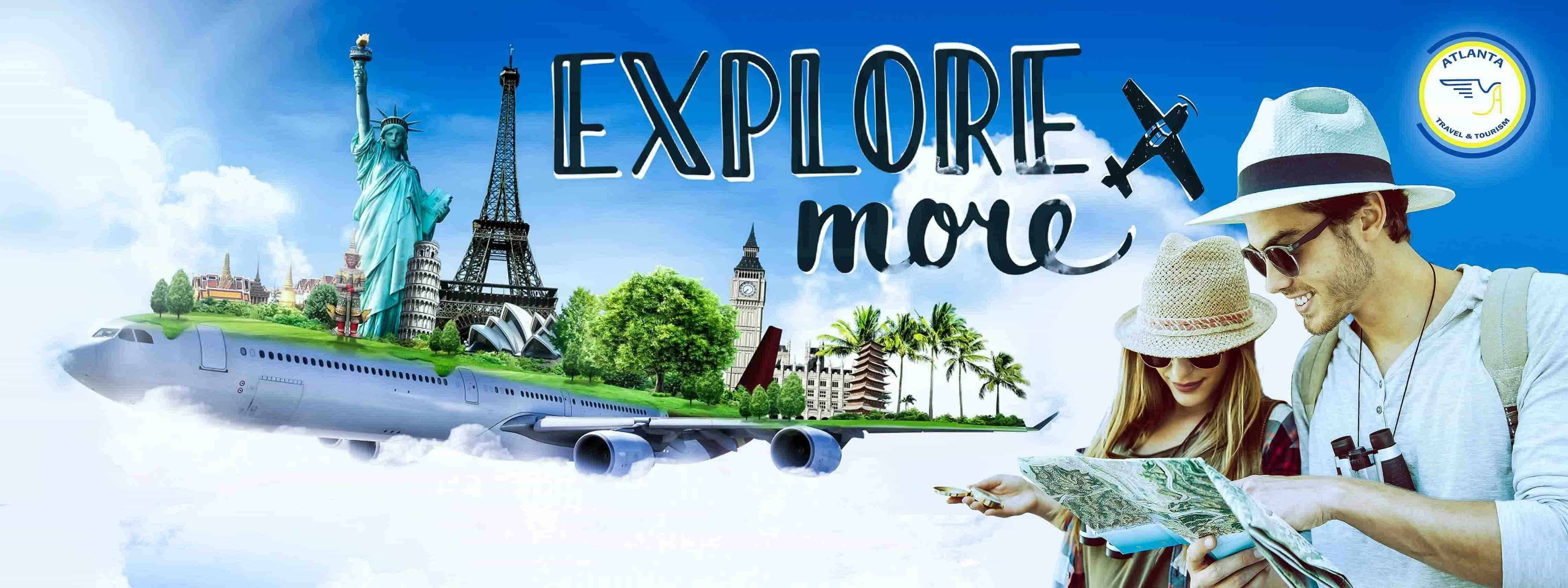 Explore more for travelling