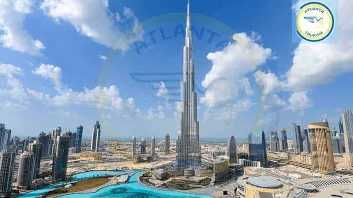 Atlanta Group | Burj Khalifa At the Top 124 Floor