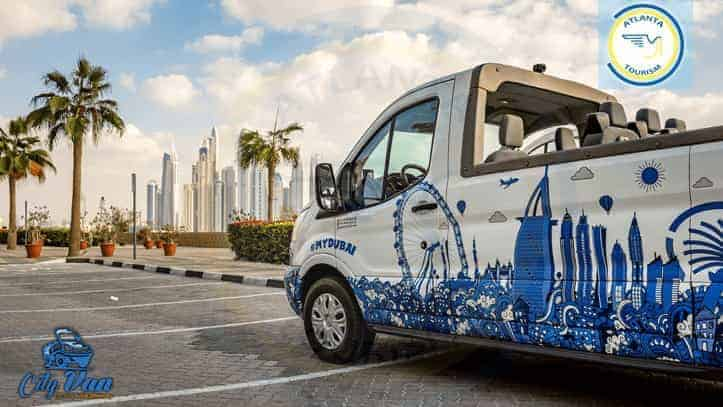 Dubai City Tour By City Van